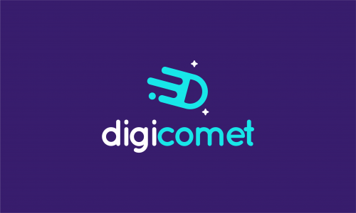 Digicomet - Potential company name for sale