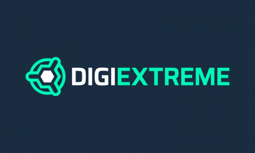 Digiextreme - Possible domain name for sale