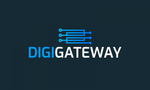 Digigateway - Potential brand name for sale