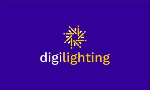Digilighting - Potential domain name for sale