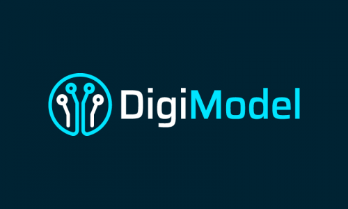 Digimodel - Possible business name for sale