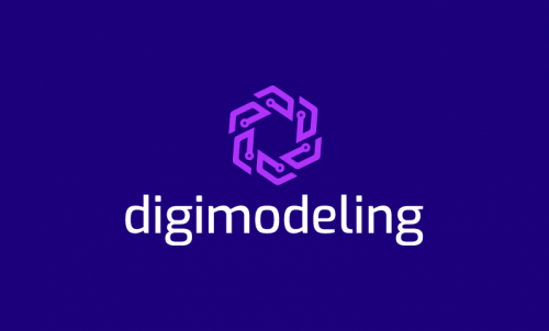 Digimodeling - Potential business name for sale