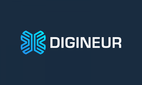 Digineur - Marketing domain name for sale