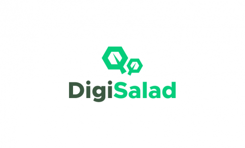 Digisalad - Technology startup name for sale