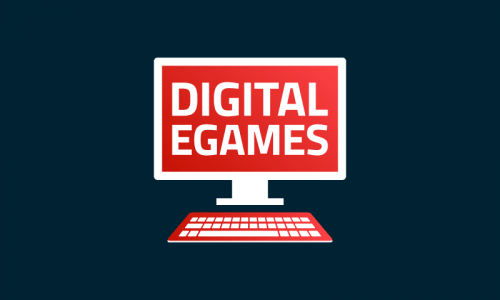 Digitalegames - Online games brand name for sale