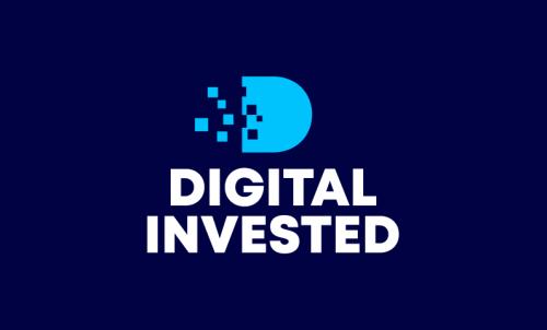 Digitalinvested - Internet brand name for sale