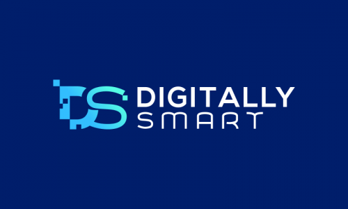 Digitallysmart - Technology domain name for sale