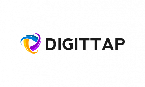 Digittap - Appealing business name for sale