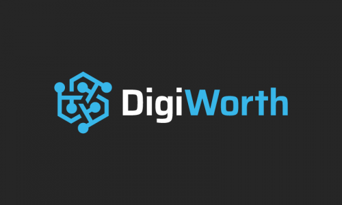 Digiworth - Possible domain name for sale