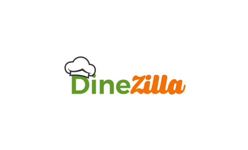 Dinezilla - Food and drink product name for sale