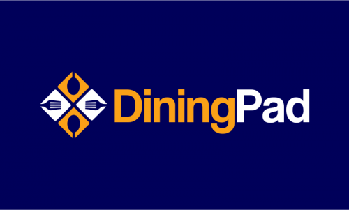 Diningpad - Dining company name for sale