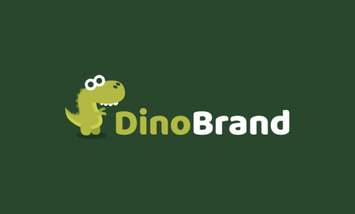 Dinobrand - Marketing brand name for sale