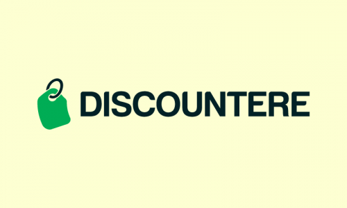 Discountere - Corporate domain name for sale