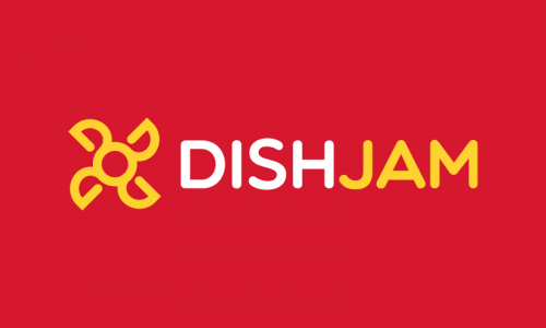 Dishjam - Food and drink startup name for sale