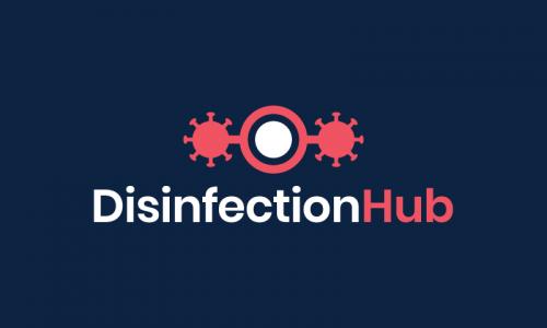 Disinfectionhub - Health tech company name for sale
