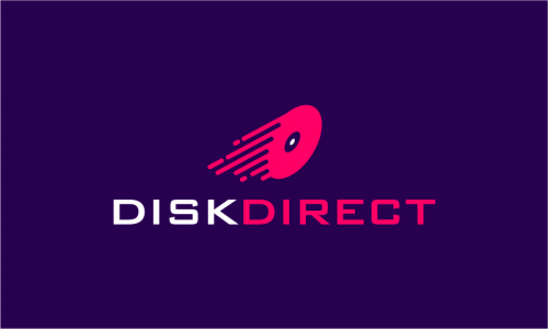 Diskdirect - Business company name for sale