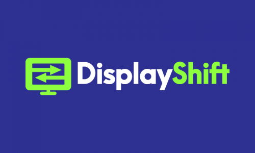 Displayshift - Technology business name for sale