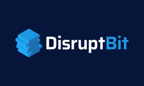 Disruptbit - Virtual Reality domain name for sale