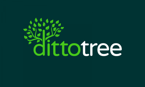 Dittotree - Retail company name for sale