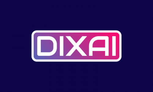 Dixai - Photography company name for sale