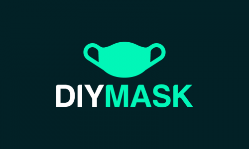 Diymask - Retail business name for sale