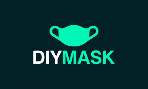 Diymask - Retail business name for sale