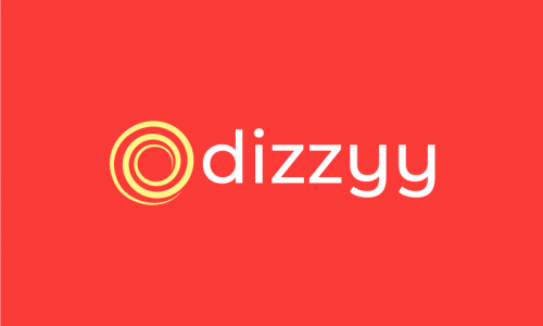 Dizzyy - Food and drink company name for sale