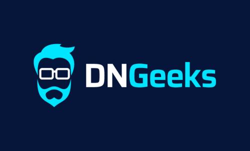 Dngeeks - Marketing company name for sale