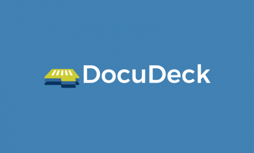 Docudeck - Interior design business name for sale