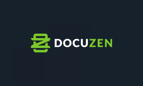 Docuzen - Business startup name for sale