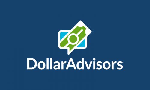 Dollaradvisors - Finance business name for sale