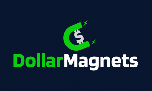 Dollarmagnets - Technology brand name for sale