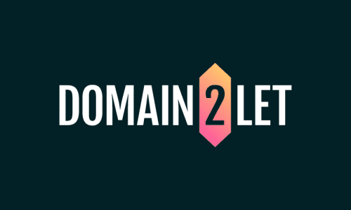 Domain2let - Technology business name for sale