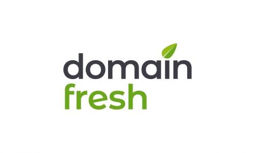 Domainfresh - Marketing company name for sale