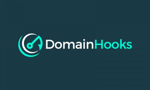 Domainhooks - Internet brand name for sale