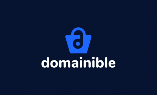 Domainible - Marketing brand name for sale