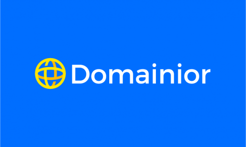 Domainior - Business company name for sale