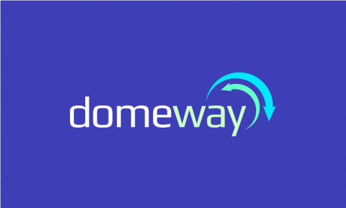 Domeway - Social brand name for sale