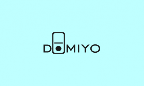 Domiyo - Clear and catchy name