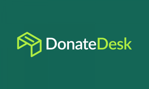 Donatedesk - Business startup name for sale