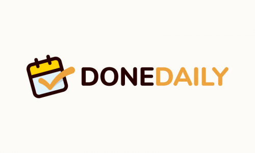 Donedaily - Business domain name for sale