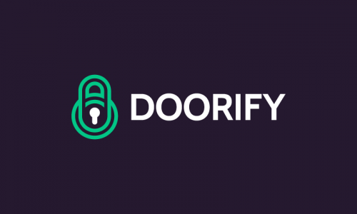 Doorify - Technology company name for sale