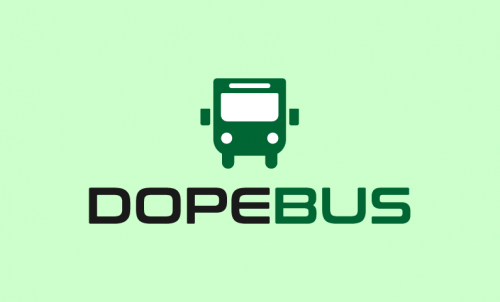Dopebus - E-commerce product name for sale