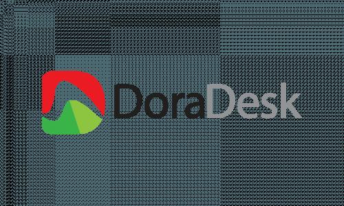 Doradesk - Office supplies domain name for sale