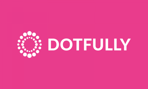 Dotfully - Playful business name for sale