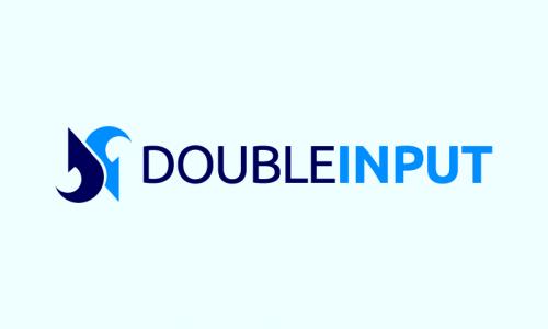 Doubleinput - Social brand name for sale