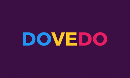 Dovedo - Driven company name for sale