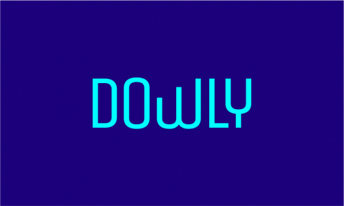 Dowly - Investment domain name for sale