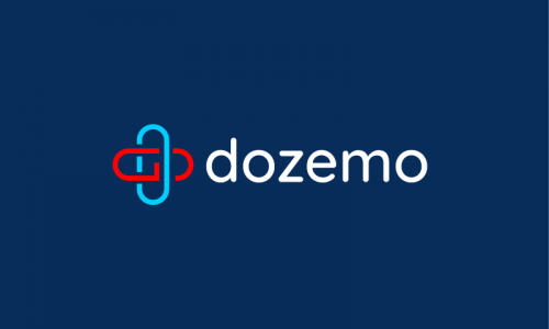 Dozemo - Finance startup name for sale
