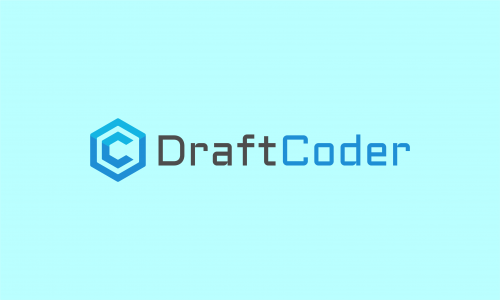 Draftcoder - Technical recruitment company name for sale